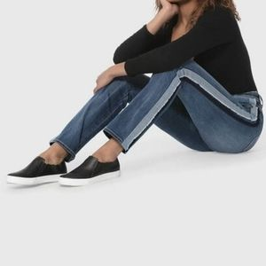 Lola jeans kate SMB high rise straight jeans
